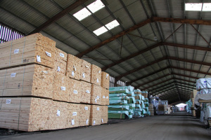 Service Timber Shed Stocks