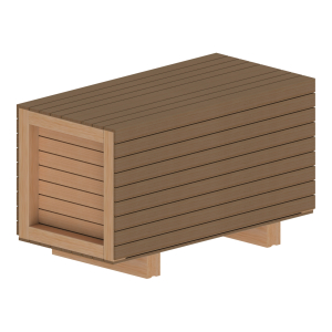 Timber Packing Case