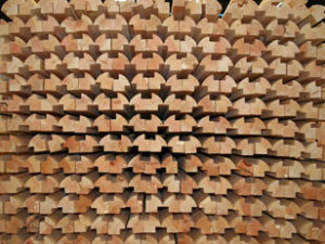 Timber Bedding Components
