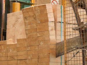Timber Cross Cut