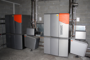 Biomass Boilers at Service Timber
